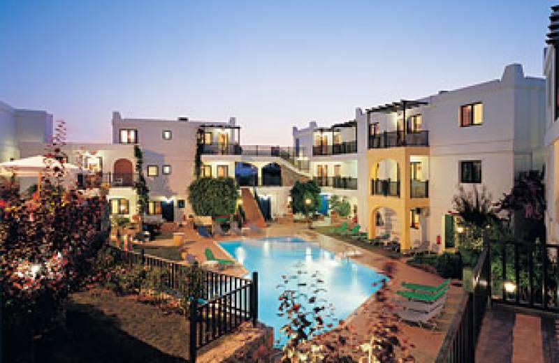 Appartementen Minos Village - Agia Marina - Chania Kreta